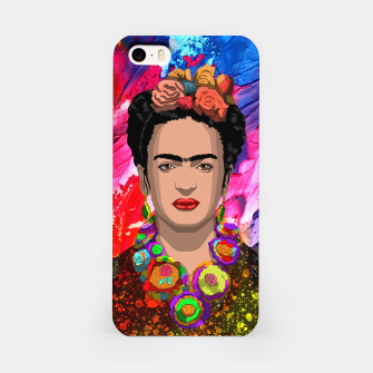 Thumbnail image of FRIDA KAHLO one Carcasa por Iphone, Live Heroes