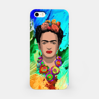 Thumbnail image of FRIDA KAHLO two Carcasa por Iphone, Live Heroes