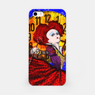 Thumbnail image of QUEEN OF HEARTS two Carcasa por Iphone, Live Heroes