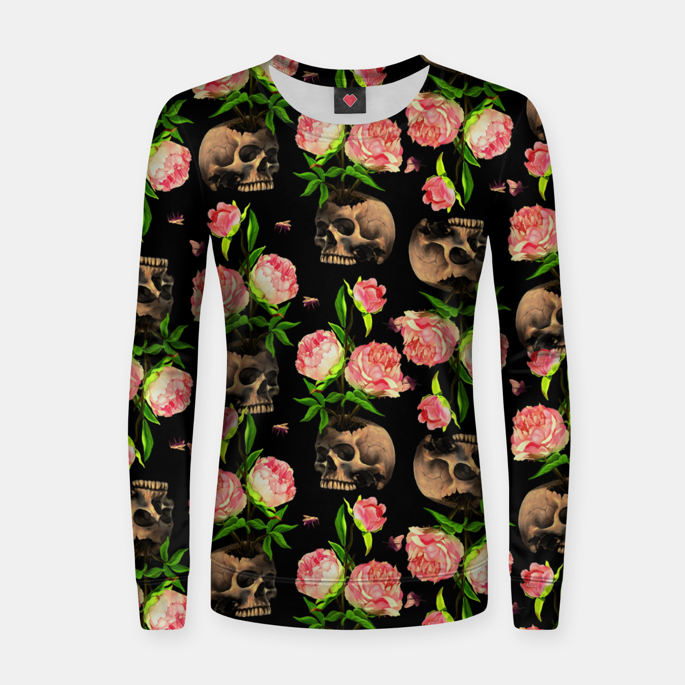 Image of Rebirth Women sweater - Live Heroes
