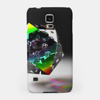 Thumbnail image of Crystal Clear Samsung Case, Live Heroes