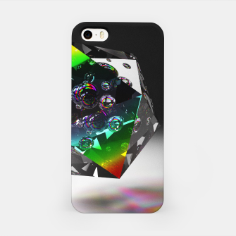 Thumbnail image of Crystal Clear iPhone Case, Live Heroes