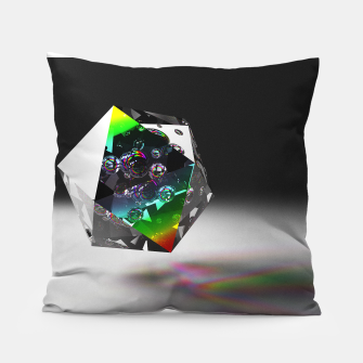 Thumbnail image of Crystal Clear Pillow, Live Heroes