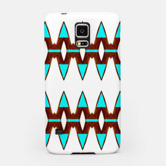 Thumbnail image of Turquoise tribal Carcasa por Samsung, Live Heroes