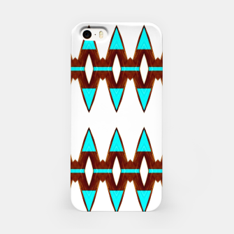 Thumbnail image of Turquoise tribal Carcasa por Iphone, Live Heroes