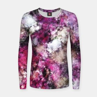 Thumbnail image of Unexpected visitor Women sweater, Live Heroes