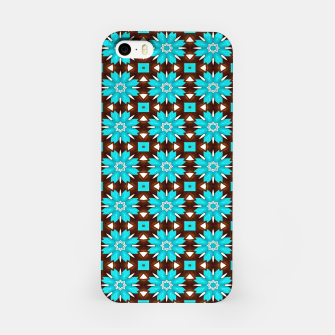 Thumbnail image of Turquoise roses Carcasa por Iphone, Live Heroes