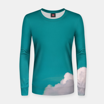 Thumbnail image of Cloud Women sweater, Live Heroes