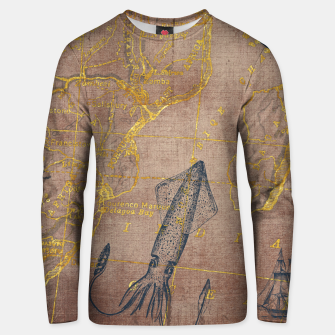 Thumbnail image of Traveller Unisex sweater, Live Heroes