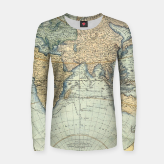 Thumbnail image of Globe Women sweater, Live Heroes