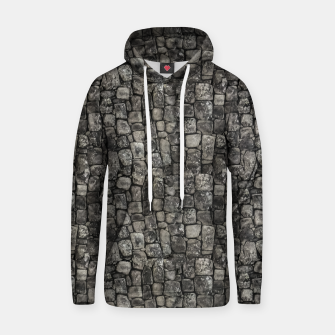 Thumbnail image of Ancient Stone Wall Pattern Hoodie, Live Heroes