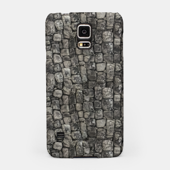 Thumbnail image of Ancient Stone Wall Pattern Samsung Case, Live Heroes
