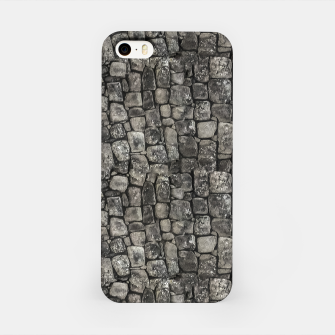 Thumbnail image of Ancient Stone Wall Pattern iPhone Case, Live Heroes