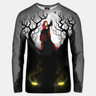 Thumbnail image of Beast Lair Unisex sweater, Live Heroes