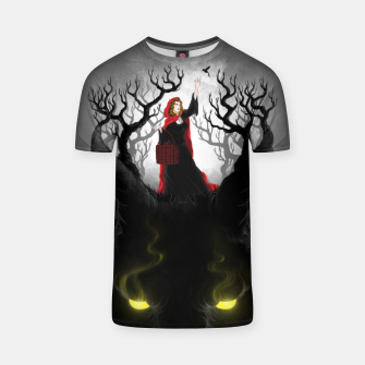 Thumbnail image of Beast Lair T-shirt, Live Heroes