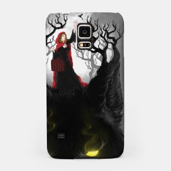 Thumbnail image of Beast Lair Samsung Case, Live Heroes