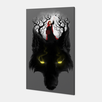 Thumbnail image of Beast Lair Canvas, Live Heroes