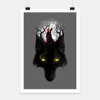 Thumbnail image of Beast Lair Poster, Live Heroes