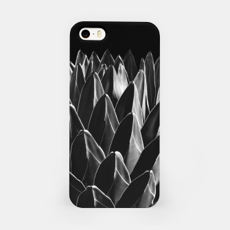 Thumbnail image of Agave Chic #8 #succulent #decor #art iPhone-Hülle, Live Heroes