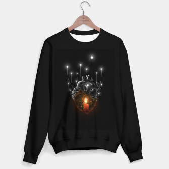 Thumbnail image of The Warmth  Sweater regular, Live Heroes
