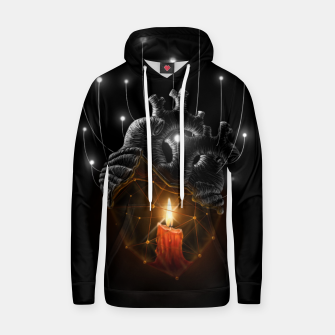 Thumbnail image of The Warmth  Hoodie, Live Heroes