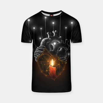 Thumbnail image of The Warmth  T-shirt, Live Heroes