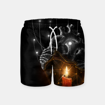 Thumbnail image of The Warmth  Swim Shorts, Live Heroes
