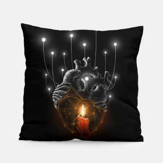 Thumbnail image of The Warmth  Pillow, Live Heroes