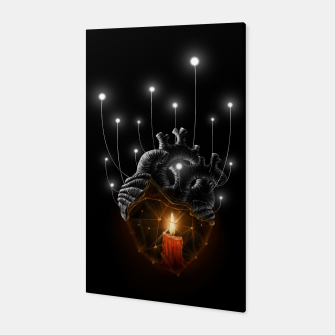 Thumbnail image of The Warmth  Canvas, Live Heroes