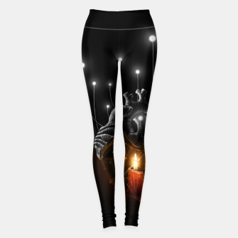 Thumbnail image of The Warmth  Leggings, Live Heroes