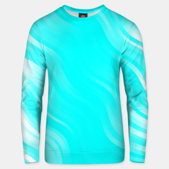 Thumbnail image of stripes wave pattern 7v2 chi Unisex sweater, Live Heroes