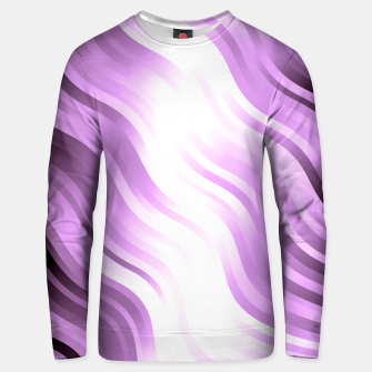 Thumbnail image of stripes wave pattern 7v2 pp Unisex sweater, Live Heroes