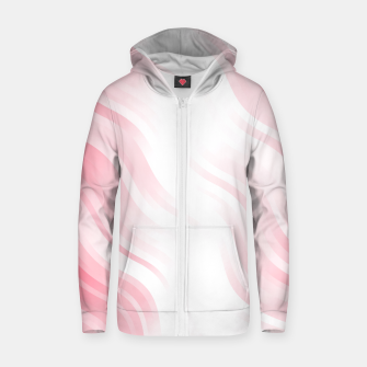 Thumbnail image of stripes wave pattern 7v2 pw Zip up hoodie, Live Heroes