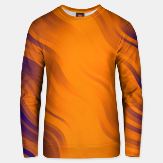 Thumbnail image of stripes wave pattern 7v2 vo Unisex sweater, Live Heroes