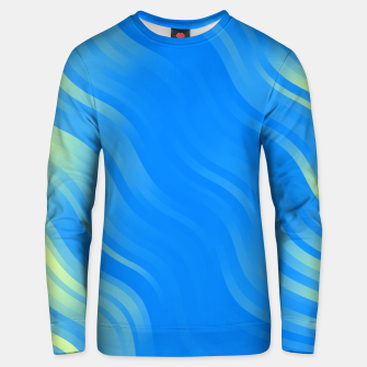 Thumbnail image of stripes wave pattern 7v2 voi Unisex sweater, Live Heroes