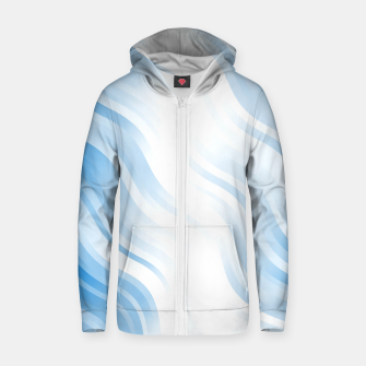 Thumbnail image of stripes wave pattern 7v2 wb Zip up hoodie, Live Heroes
