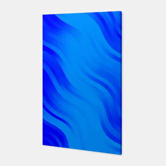 Thumbnail image of stripes wave pattern 7v2 yoi Canvas, Live Heroes