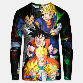 Miniatur Dragon Ball Z - The Fusions Unisex sweater, Live Heroes