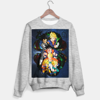 Miniatur Dragon Ball Z - The Fusions Sweater regular, Live Heroes