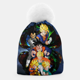 Miniatur Dragon Ball Z - The Fusions Beanie, Live Heroes