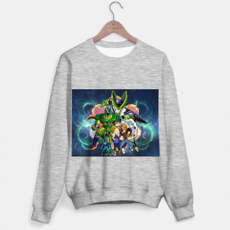 Thumbnail image of DBZ Androids Sweater regular, Live Heroes