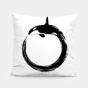 Thumbnail image of Circle killer Whale Almohada, Live Heroes