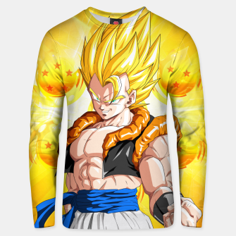 Miniatur Dragon Ball - Super Gogeta  Unisex sweater, Live Heroes