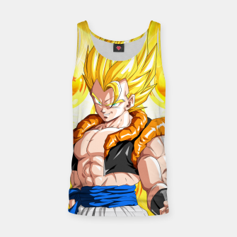 Miniaturka Dragon Ball - Super Gogeta  Tank Top, Live Heroes