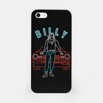 Miniatur Billy iPhone Case, Live Heroes
