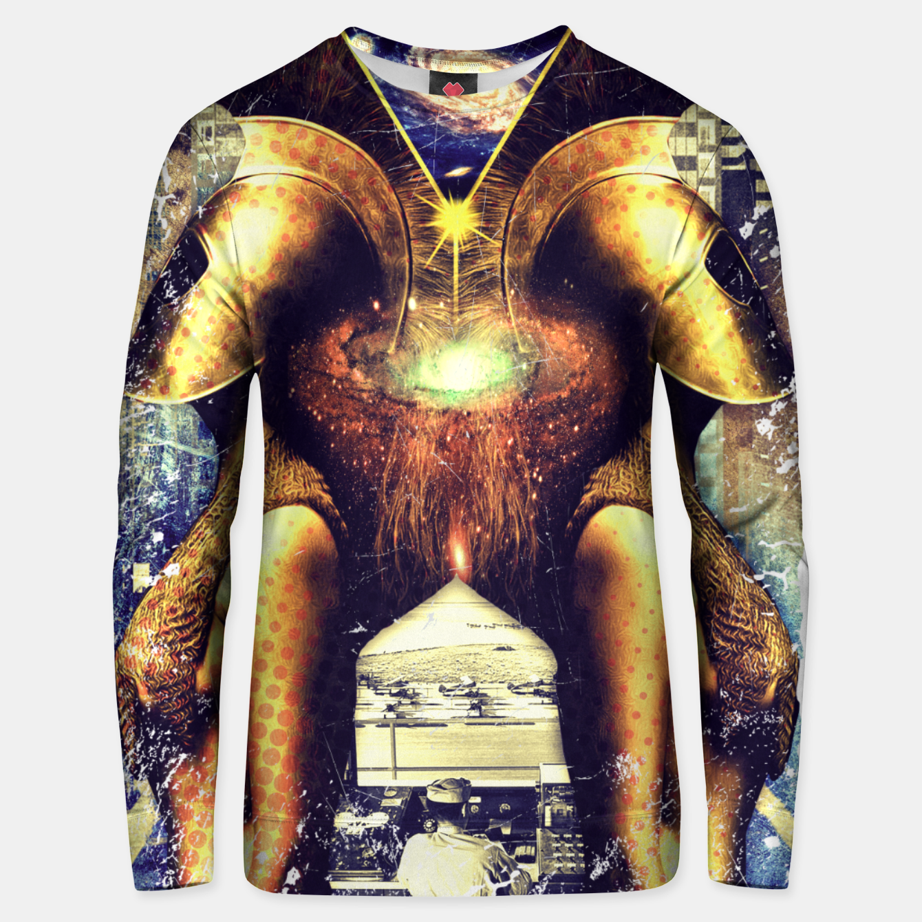Image of TWINSOUL Unisex sweater - Live Heroes