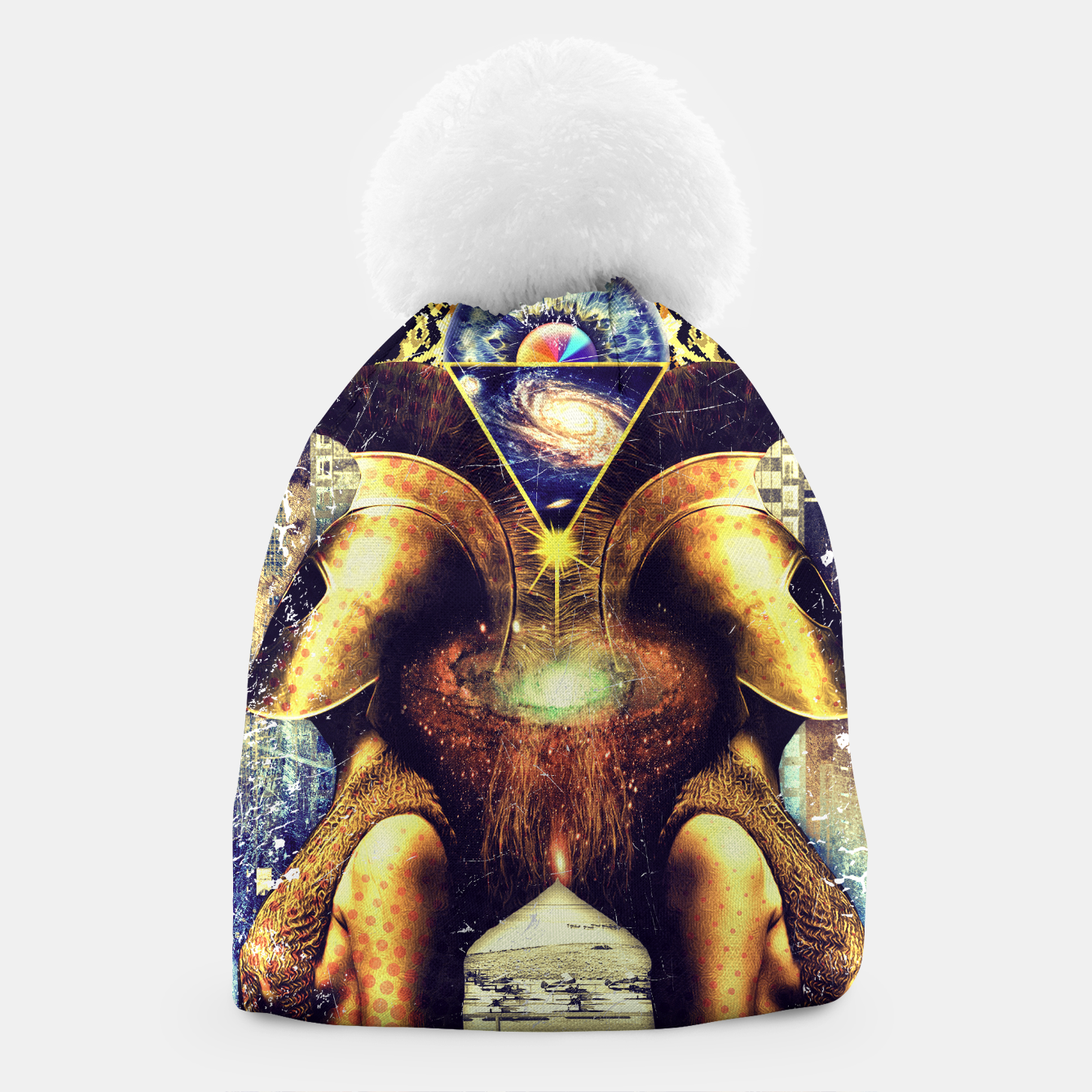 Image of TWINSOUL Beanie - Live Heroes