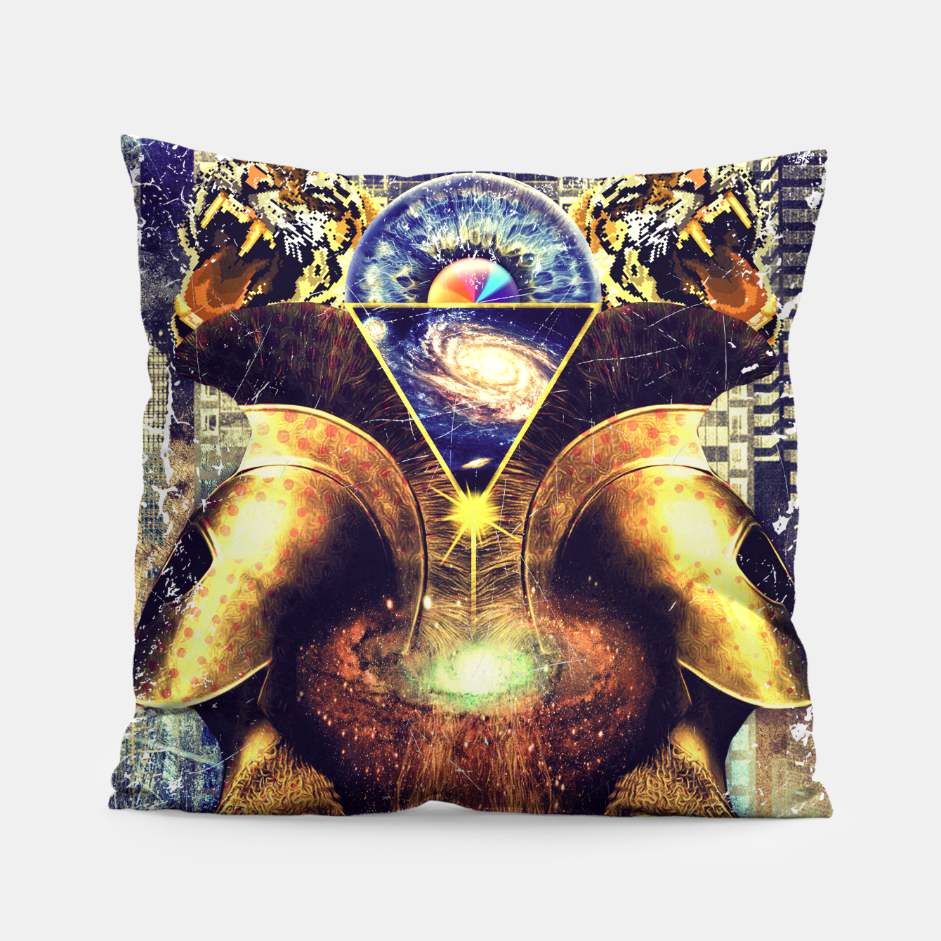 Image of TWINSOUL Pillow - Live Heroes