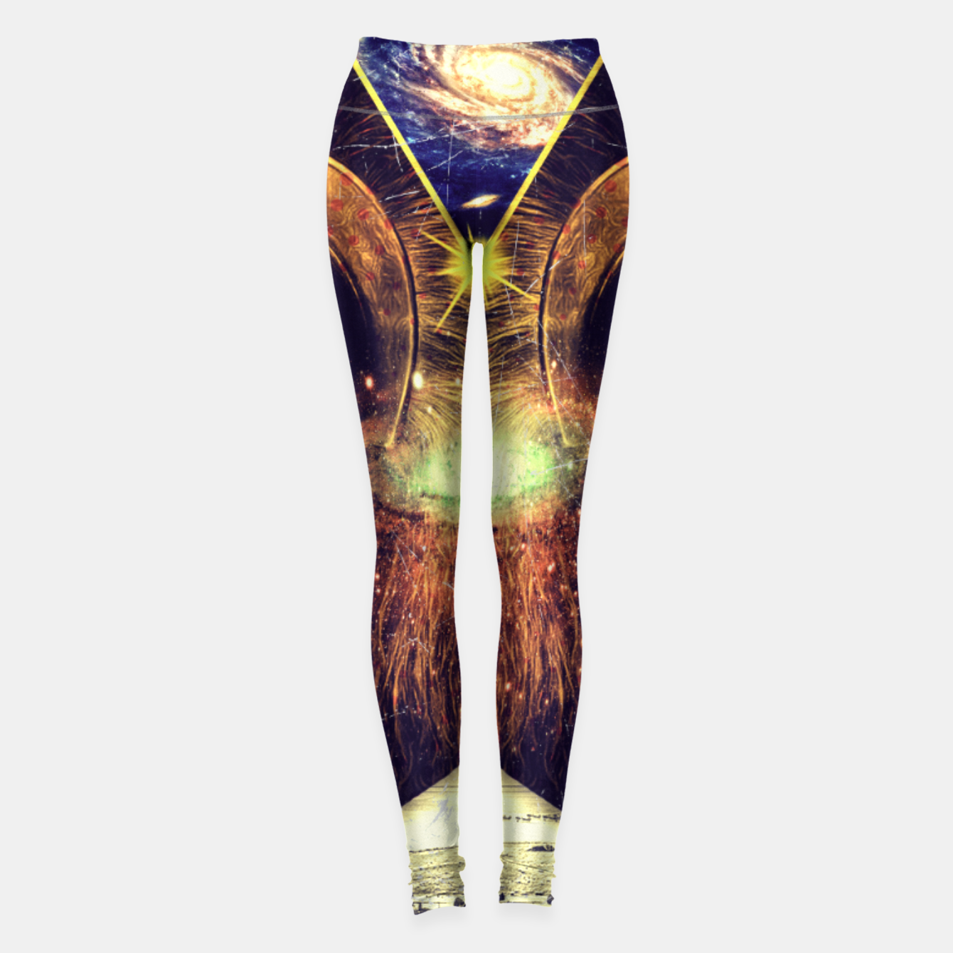 Image of TWINSOUL Leggings - Live Heroes