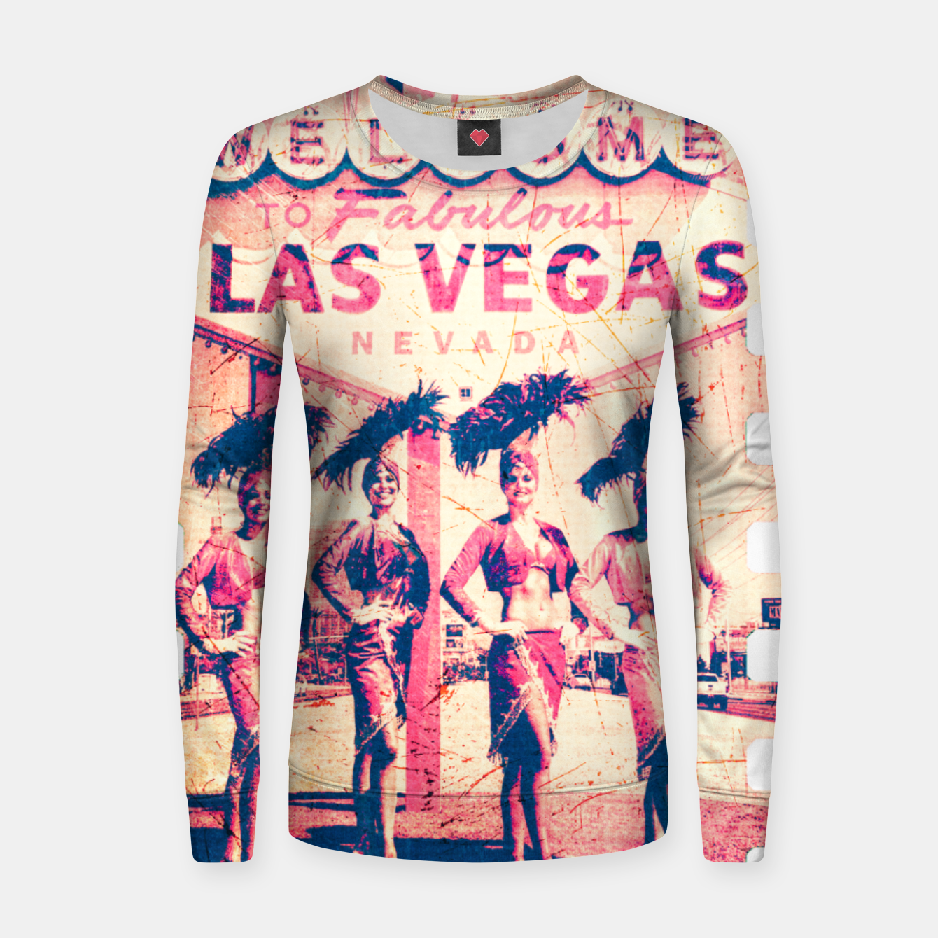 Image of Taboolous Las Vegas Women sweater - Live Heroes